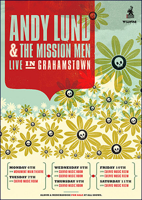 Andy Lund poster