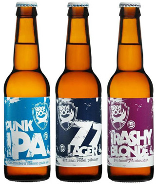 BrewDog beer designs