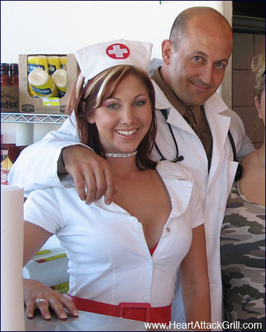 heart attack grill nurses. Slutty Nurses