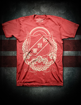 t-shirt by Hydro74