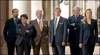 The Cast of Law & Order