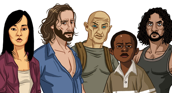 Lost, the animated Series