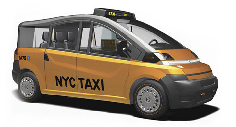 NYC's Taxi of Tomorrow?