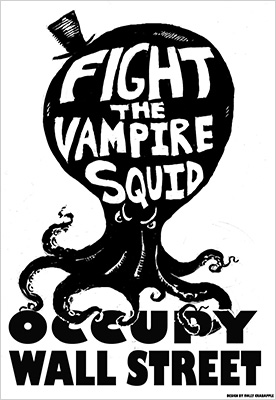 Fight the Vampire Squid