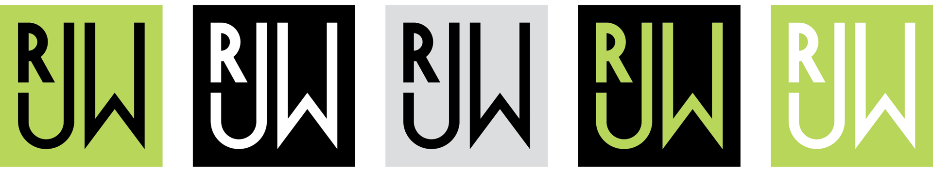 R. Joshua Whitton logos