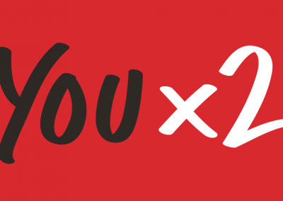 You x2